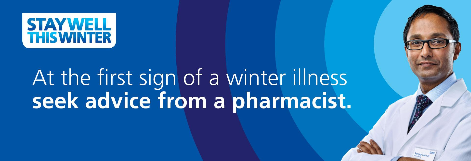 Winter pharmacist
